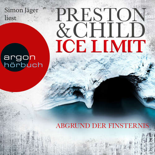 Hoerbuch Ice Limit - Abgrund der Finsternis - Douglas Preston - Simon Jäger