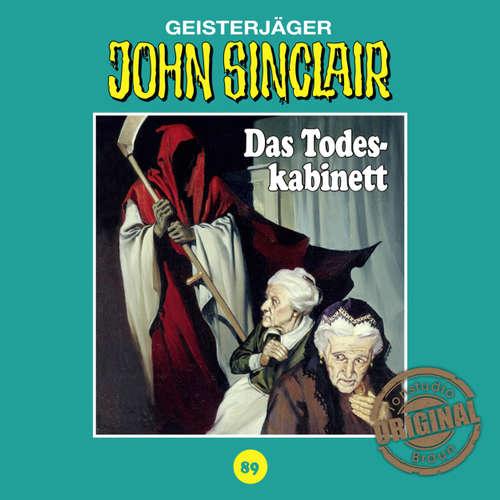 Hoerbuch John Sinclair, Tonstudio Braun, Folge 89: Das Todeskabinett - Jason Dark -  Diverse