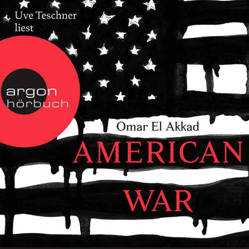 Hoerbuch American War - Omar El Akkad - Uve Teschner