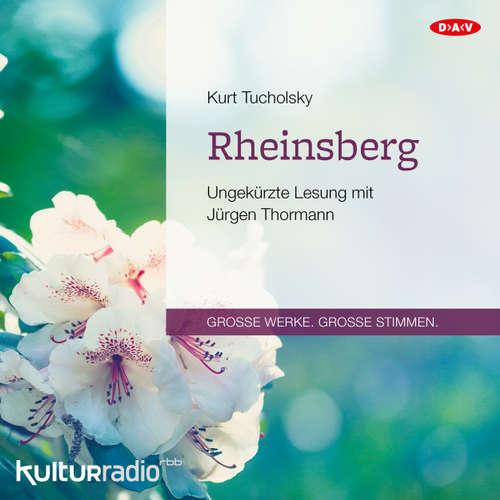 Hoerbuch Rheinsberg - Kurt Tucholsky - Jürgen Thormann