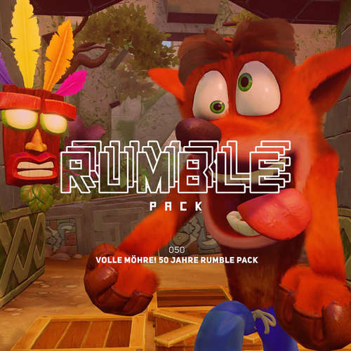 Rumble Pack - Die Gaming-Sendung, Folge 50: Volle Möhre! 50 Jahre Rumble Pack!