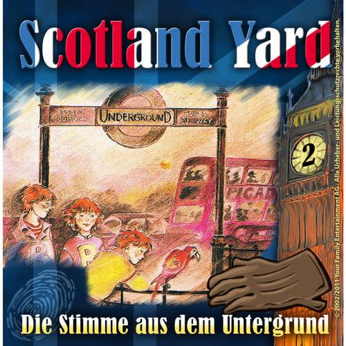 Scotland Yard, Folge 2: Die Stimme aus der Unterwelt