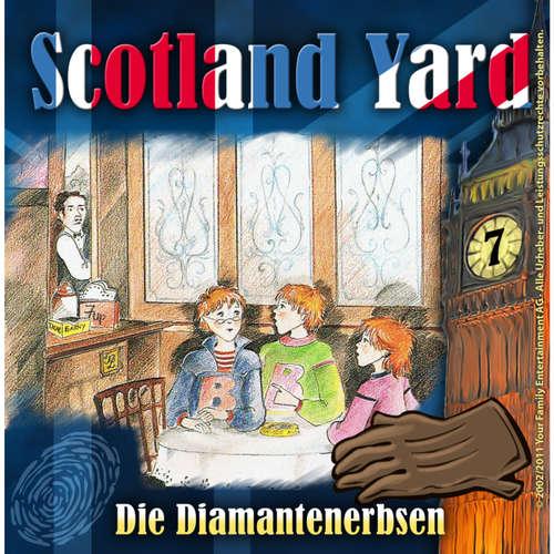 Scotland Yard, Folge 7: Die Diamantenerbsen