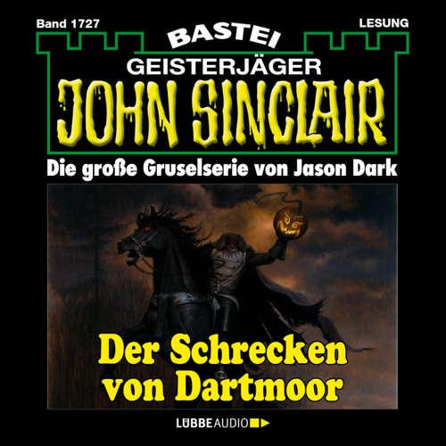 Hoerbuch John Sinclair, Band 1727: Der Schrecken von Dartmoor (2. Teil) - Jason Dark - Carsten Wilhelm