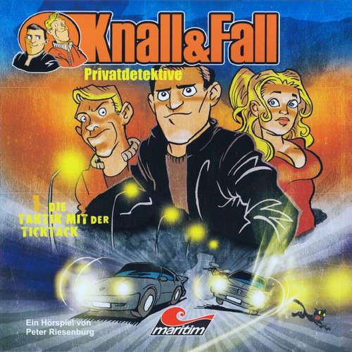Knall & Fall Privatdetektive, Folge 1: Die Taktik mit der Ticktack