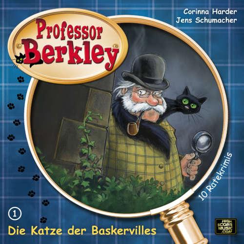 Hoerbuch Professor Berkley, Folge 1: Die Katze der Baskervilles - Corinna Harder - Olaf Renoldi