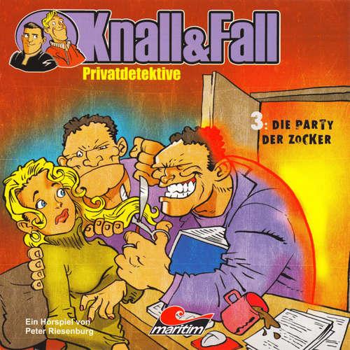 Knall & Fall Privatdetektive, Folge 3: Die Party der Zocker