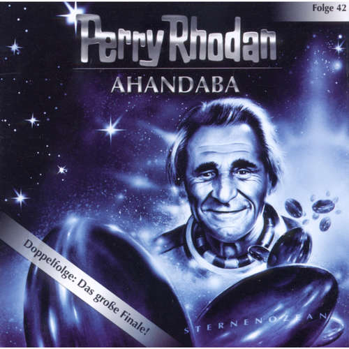 Hoerbuch Perry Rhodan, Folge 42: Ahandaba - Perry Rhodan - Volker Lechtenbrink