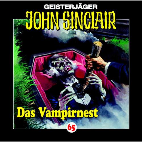 Hoerbuch John Sinclair, Folge 65: Das Vampirnest - Jason Dark - Joachim Kerzel