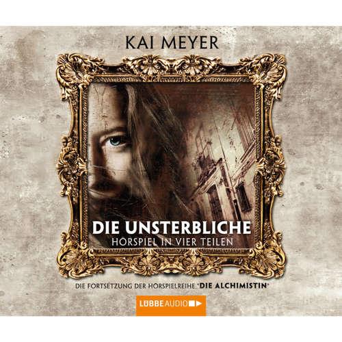 Hoerbuch Die Unsterbliche - Sammelbox - Die Alchimistin 2 - Kai Meyer - Dietmar Wunder