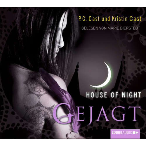 Hoerbuch Gejagt - House of Night - P.C. Cast - Marie Bierstedt