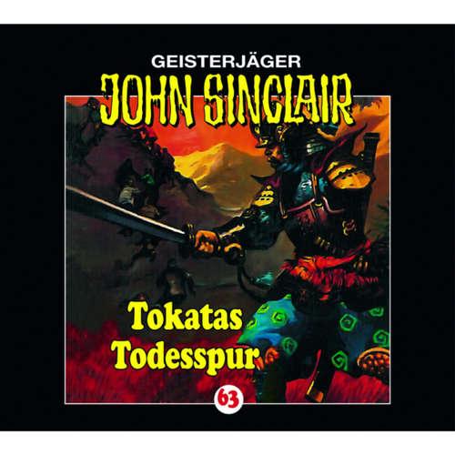 Hoerbuch John Sinclair, Folge 63: Tokatas Todesspur - Jason Dark - Joachim Kerzel