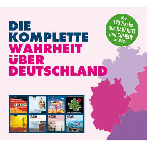 Hoerbuch Die komplette Wahrheit über Deutschland - Dieter Nuhr - Urban Priol