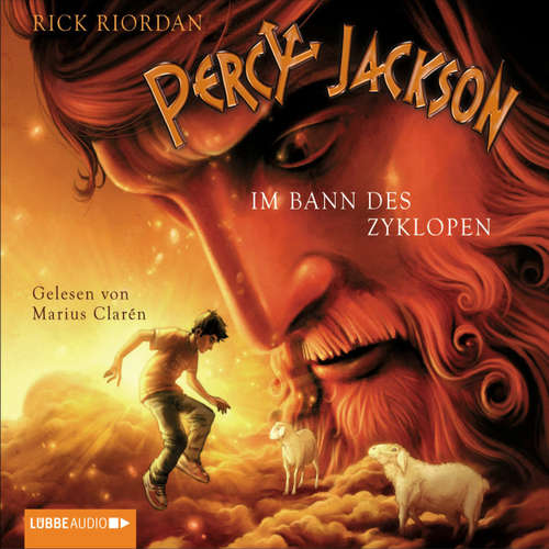 Hoerbuch Percy Jackson, Teil 2: Im Bann des Zyklopen - Rick Riordan - Marius Clarén