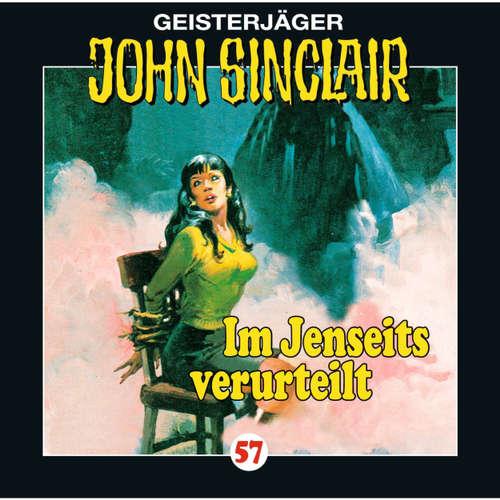 Hoerbuch John Sinclair, Folge 57: Im Jenseits verurteilt - Jason Dark - Joachim Kerzel