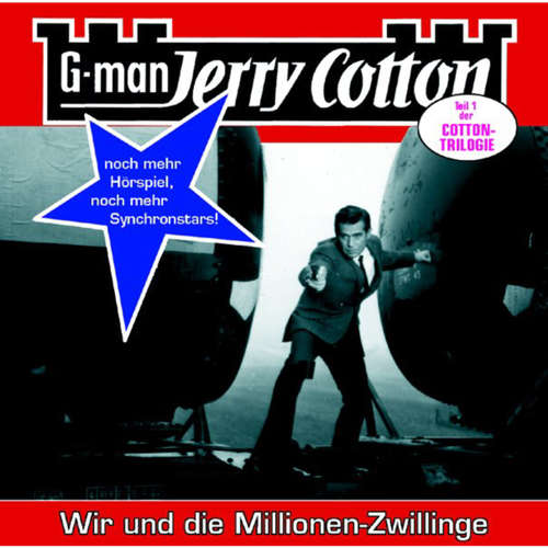 Jerry Cotton, Folge 14: Wir und die Millionen-Zwillinge