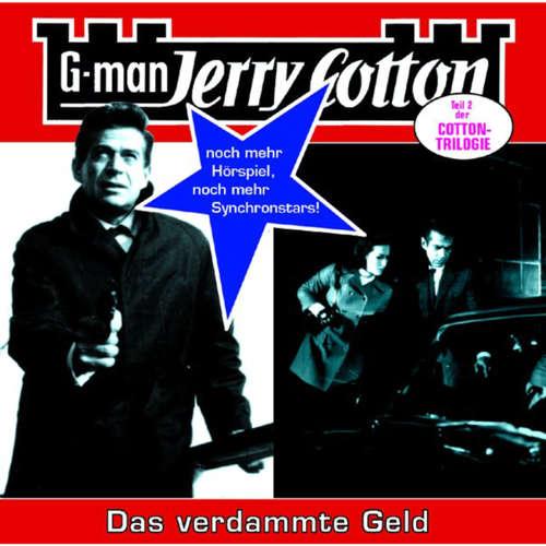 Hoerbuch Jerry Cotton, Folge 15: Das verdammte Geld - Jerry Cotton - Manfred Lehmann