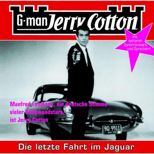 Jerry Cotton, Folge 5: Die letzte Fahrt im Jaguar