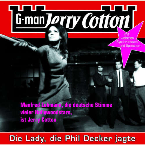 Jerry Cotton, Folge 8: Die Lady, die Phil Decker jagte