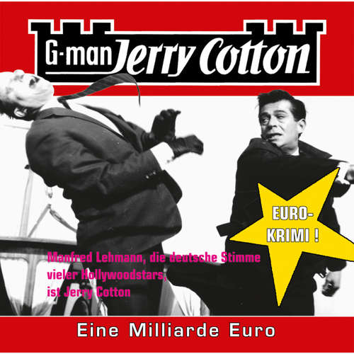 Jerry Cotton, Folge 9: Eine Millarde Euro