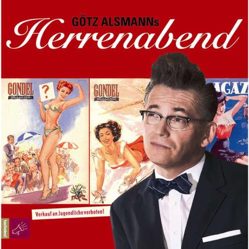 Hoerbuch Herrenabend - Götz Alsmann - Götz Alsmann