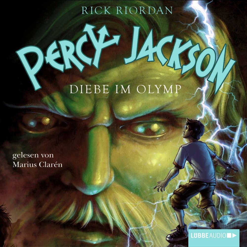 Gutscheincodes ästhetisches Aussehen Top Design Audiobook Percy Jackson, Teil 1: Diebe im Olymp - Hörbücher ...