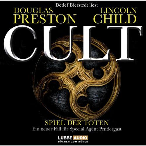 Hoerbuch Cult - Spiel der Toten - Lincoln Child - Detlef Bierstedt