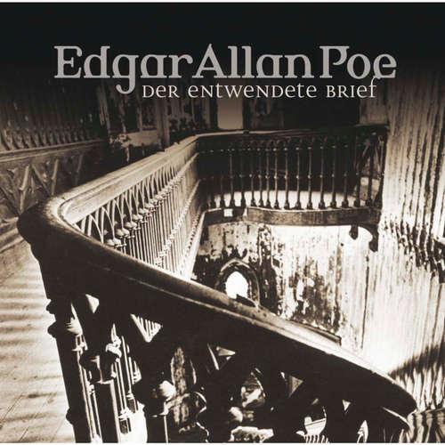 Hoerbuch Edgar Allan Poe, Folge 11: Der entwendete Brief - Edgar Allan Poe - Ulrich Pleitgen
