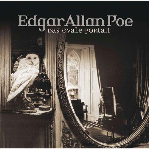 Hoerbuch Edgar Allan Poe, Folge 10: Das ovale Portrait - Edgar Allan Poe - Ulrich Pleitgen