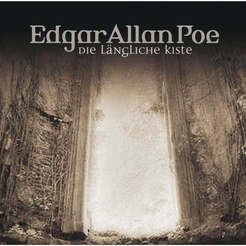 Hoerbuch Edgar Allan Poe, Folge 14: Die längliche Kiste - Edgar Allan Poe - Ulrich Pleitgen