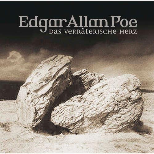 Hoerbuch Edgar Allan Poe, Folge 17: Das verräterische Herz - Edgar Allan Poe - Ulrich Pleitgen