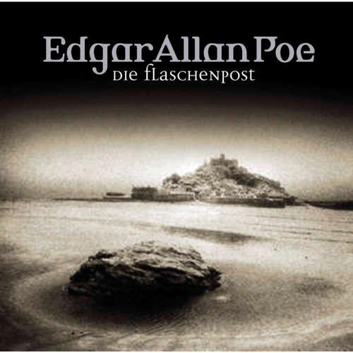 Hoerbuch Edgar Allan Poe, Folge 26: Die Flaschenpost - Edgar Allan Poe - Ulrich Pleitgen