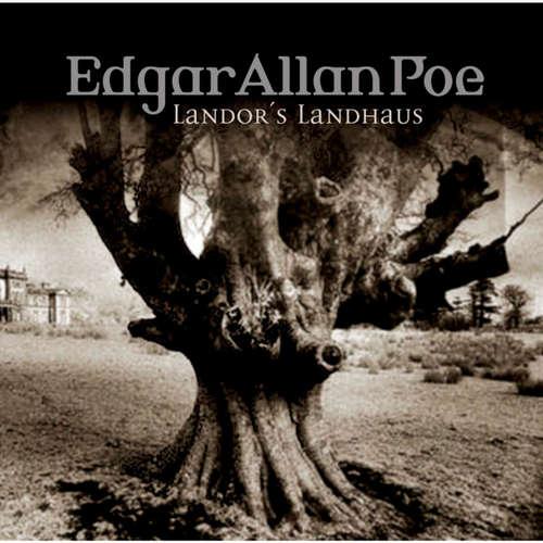Hoerbuch Edgar Allan Poe, Folge 27: Landor's Landhaus - Edgar Allan Poe - Ulrich Pleitgen