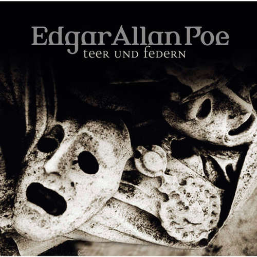Hoerbuch Edgar Allan Poe, Folge 31: Teer und Federn - Edgar Allan Poe - Ulrich Pleitgen