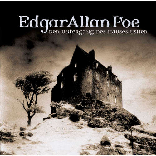 Hoerbuch Edgar Allan Poe, Folge 3: Der Untergang des Hauses Usher - Edgar Allan Poe - Ulrich Pleitgen
