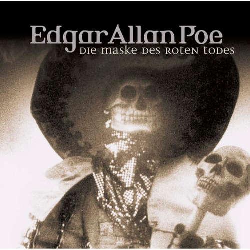 Hoerbuch Edgar Allan Poe, Folge 4: Die Maske des roten Todes - Edgar Allan Poe - Ulrich Pleitgen
