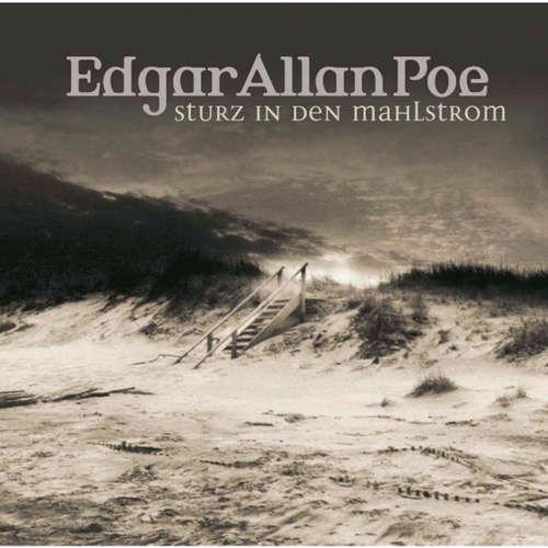 Hoerbuch Edgar Allan Poe, Folge 5: Sturz in den Mahlstrom - Edgar Allan Poe - Ulrich Pleitgen