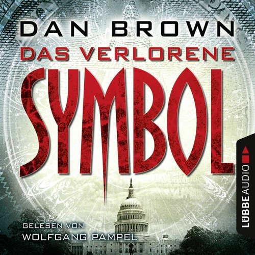 Hoerbuch Das verlorene Symbol - Dan Brown - Wolfgang Pampel
