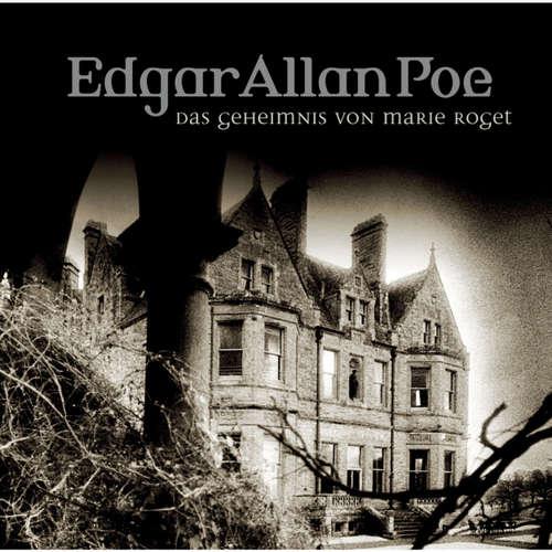 Hoerbuch Edgar Allan Poe, Folge 35: Geheimnis von Marie Roget - Edgar Allan Poe - Ulrich Pleitgen
