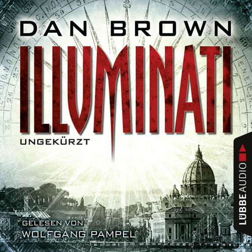 Hoerbuch Illuminati - Dan Brown - Wolfgang Pampel