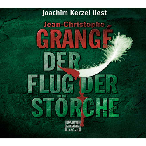 Hoerbuch Der Flug der Störche - Jean-Christophe Grangé - Joachim Kerzel
