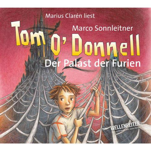 Hoerbuch Tom O'Donnell, Folge 2: Der Palast der Furien - Marco Sonnleitner - Marius Clarén