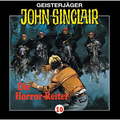 Hoerbuch John Sinclair, Folge 10: Die Horror-Reiter - Jason Dark - Frank Glaubrecht