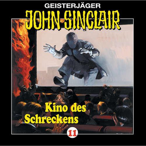 Hoerbuch John Sinclair, Folge 11: Kino des Schreckens - Jason Dark - Frank Glaubrecht