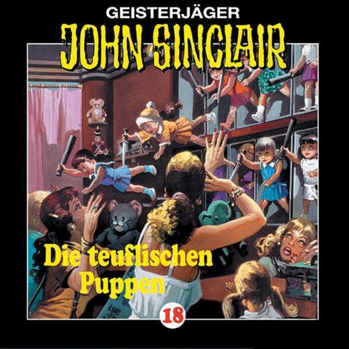 Hoerbuch John Sinclair, Folge 18: Die teuflischen Puppen (3/3) - Jason Dark - Frank Glaubrecht