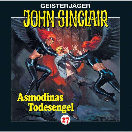 Hoerbuch John Sinclair, Folge 27: Asmodinas Todesengel - Jason Dark - Frank Glaubrecht