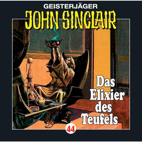 Hoerbuch John Sinclair, Folge 44: Das Elixier des Teufels (2/2) - Jason Dark - Frank Glaubrecht