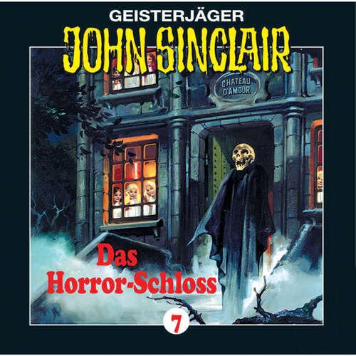 Hoerbuch John Sinclair, Folge 7: Das Horror-Schloss im Spessart - Jason Dark - Frank Glaubrecht