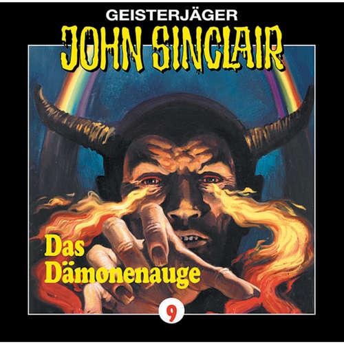 Hoerbuch John Sinclair, Folge 9: Das Dämonenauge (2/2) - Jason Dark - Frank Glaubrecht