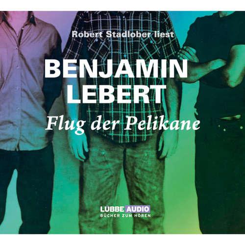 Hoerbuch Flug der Pelikane - Benjamin Lebert - Robert Stadlober